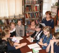"""Юбилей поэта в клубе """"Литературная гостиная"""""""