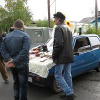 "Районная продовольственная ярмарка ""Дары природы"" 2012 года"