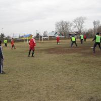Районный турнир по футболу
