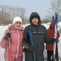 Зимняя районная спартакиада 2011 года