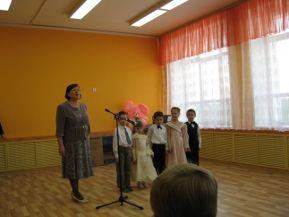 Ояшинский детский сад