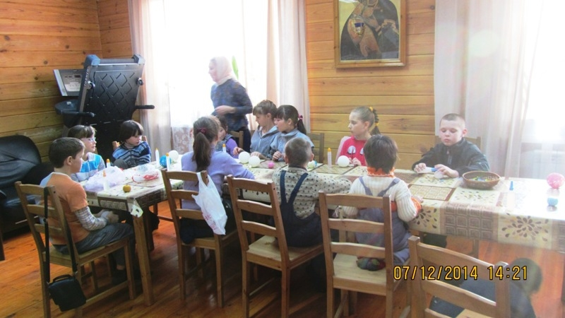 Воскресная школа при храме