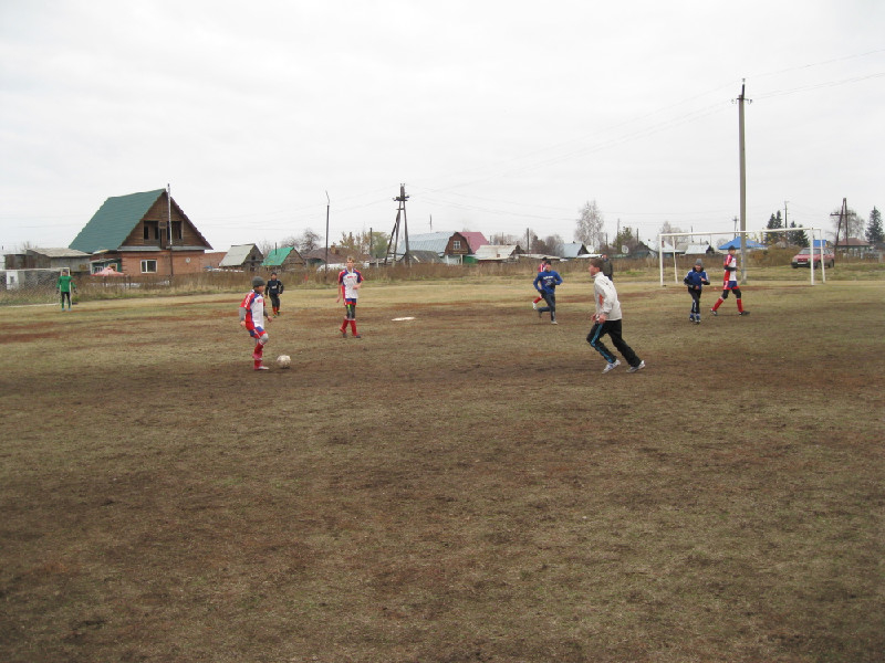 Турнир по футболу в честь Н.Н. Захарова