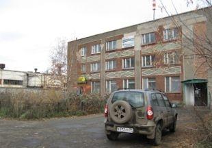 Здание конторы ремонтно-механического завода