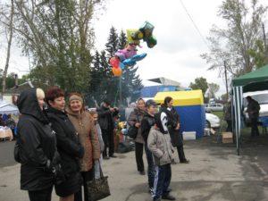 Районная ярмарка. 2012 год