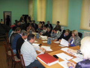 Выборы главы посёлка. 2015 год